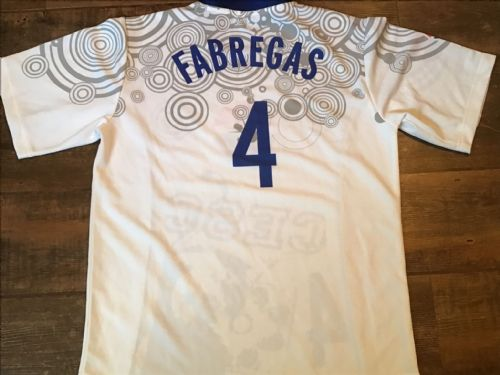 Fabregas Pepsi Football Shirt Top Camiseta Barcelona Spain Adults XL